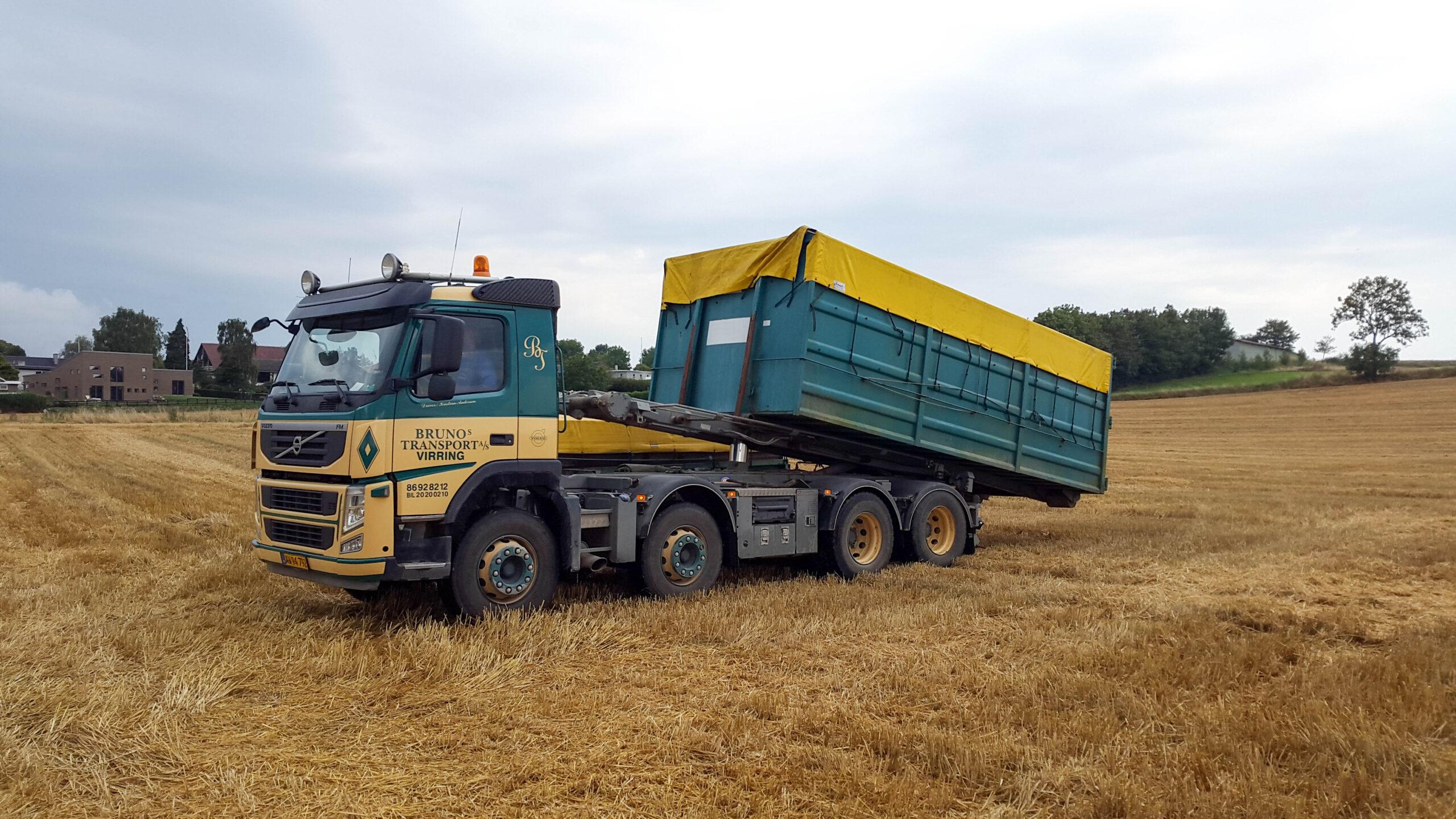 Transport af korn