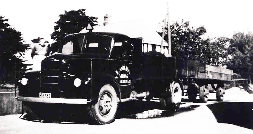 Vogntog fra slutningen af 50'erne
